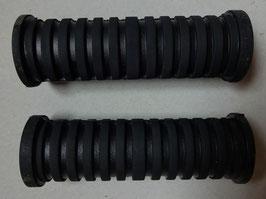 1 Paar Fußrastengummi für Simson S 50 S 51 S 70 Enduro    ECHT GUMMI