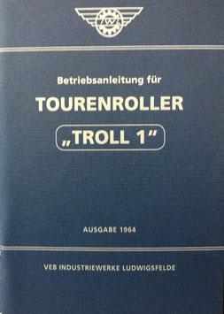 Betriebsanleitung für TOURENROLLER TROLL 1