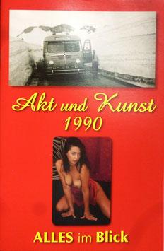 Akt & Kunst 1990