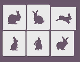 HASE Nr1 Schablone 6Pack