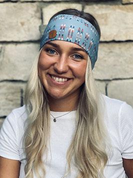 Bergliebe Stirnband Ski