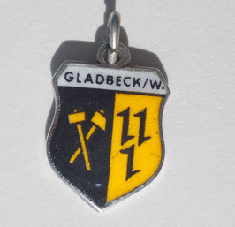Gladbeck-Westfalen-Wappen-Anhänger