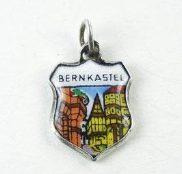 Bernkastell-Antik-Wappenanhänger-Email