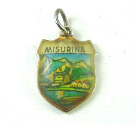 Misurina-Wappen-Anhänger