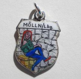 Möllen-Lauenburg-Wappen-Anhänger