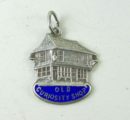 Old Curiosity Shop-London-Silber