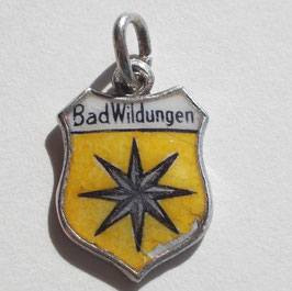 Bad-Wildungen-Wappen-Anhänger