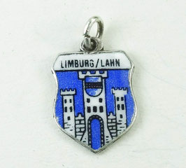 Limburg-an-der-lahn-Antik-Wappen-Anhänger