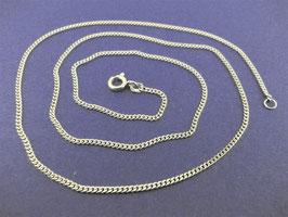 Kette-01 Silber Flachpanzer, neu