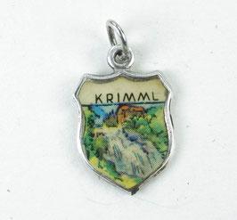 Krimml-Wappen-Anhänger