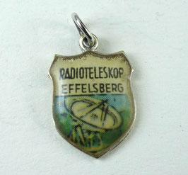 Radiotheleskop-Effelsberg-Wappen-Anhänger