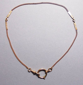 Kette-rosegold-Double-56