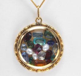 Medaillon-Amulett -Multicolor -01