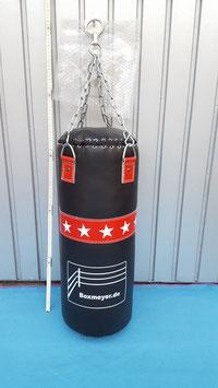 Modell 'Little Punch' Sandsack SCHWARZ 65cm/25cm