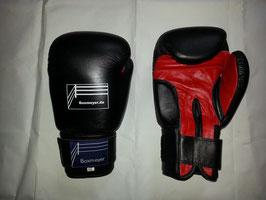 "Boxhandschuhe ""Fighter"" schwarz/rot"