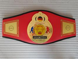 Boxmeyer ''Meistergürtel/Championship Belt, Thai-Boxen ''Sieger 2''