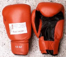 "Boxhandschuhe ""Fighter"" rot/schwarz"