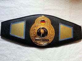 Boxmeyer ''Meistergürtel/Championship Belt, Thai-Boxen ''Sieger 1 ''