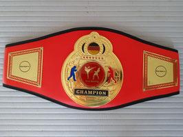 Boxmeyer ''Meistergürtel/ Championship Belt, Kick-Boxen'' Sieger 2