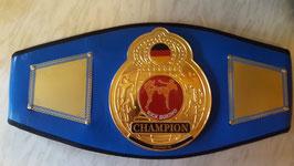Boxmeyer ''Meistergürtel/ Championship Belt, Kick-Boxen'' Basis 1