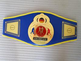 Boxmeyer ''Meistergürtel/ Championship Belt, Boxen ''Sieger 2 ''