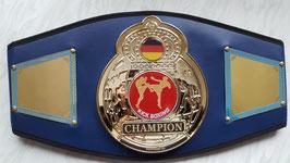 Boxmeyer ''Meistergürtel/ Championship Belt, Kick-Boxen'' Sieger 1