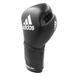 Adidas adiSPEED strap up black/white