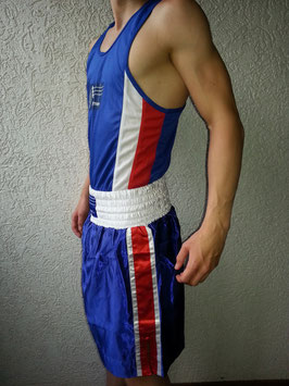 Boxmeyer ''Boxhemd''blau