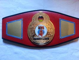 Boxmeyer ''Meistergürtel/Championship Belt, MMA ''Sieger''