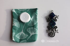 Kaugummi-, Bonbon- oder Täfelisäckli - Gingko mintgrün