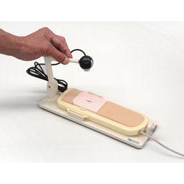 Hautnahtsimulator - Auswertungssystem