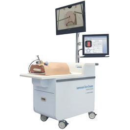 Laparoskopischer Nahtsimulator - Auswertungssystem