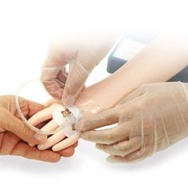 Pädiatrische IV Injektionshände (Set)