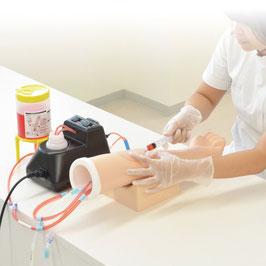 IV-Injektionsarm (mit Pumpe)