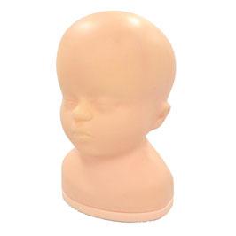 Neonatales US-Kopfphantom - mit Hydrozephalus