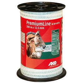 PremiumLine Weidezaunband 200m - 12,5mm   Ausverkauft