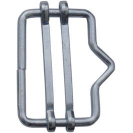 Breitband-Metallverbinder mit Nase 20mm 10 Stück