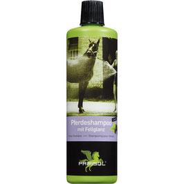 Parisol Pferde-Shampoo mit Fellglanz, Cassis, 500ml
