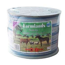 "Farmlands, Breitband ""Safety"", 40mm, 200m, 6x0,15 SS, 4x0,25 Ku"