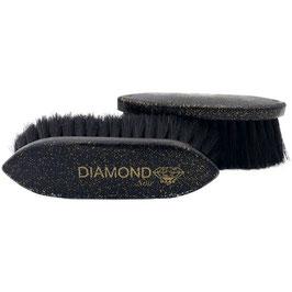 """HAAS Fellbürste """"Diamond Noir"""" klein 5cm"""