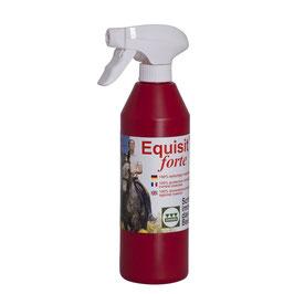 EQUISIT forte Fliegenspray 500 ml mit Sprüher DOPINGFREI