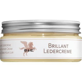 B&E Brillant Ledercreme