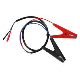 Akku Batterieklemmensatz (9 zu12 V Adapterkabel) AUSVERKAUF