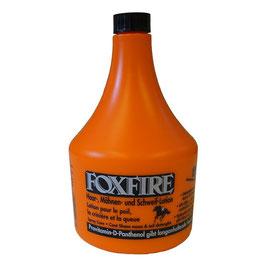 FOXFIRE Fellglanz Haar-, Mähnen- und Schweif-Lotion 1ltr.