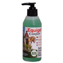 EQUIGEL Comfort 2 Phasen-Pflegegel mit Aloe Vera, Rosmarinöl, Arnika, Menthol, 250 ml