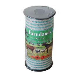 "Farmlands, Breitband ""Safety"", 12mm, 200m, 3x0,15 SS, 2x0,25 Ku"