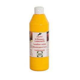 EQUIFIX 3 Phasen Lederseife, Antischimmelschutz, flüssig, 500ml