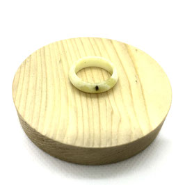 Bague anneau en agate