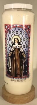 Bougie Sainte Thérèse
