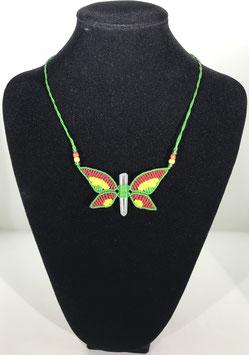 Macramé papillon 3